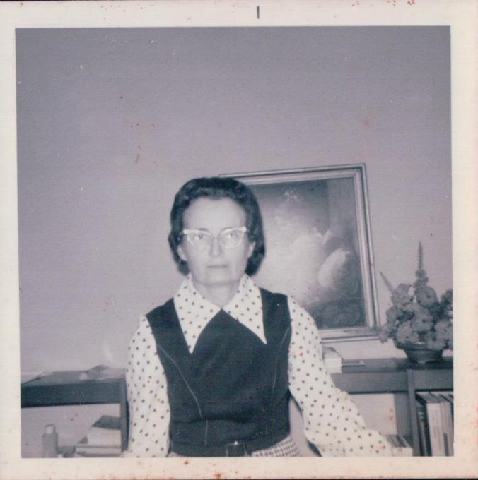 Agnes Harris - Librarian