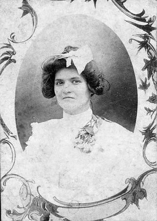 Bertha Porter Burns
