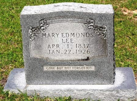 Mary Edmonds Lee