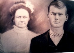 William and Ethyl Tabor Burns