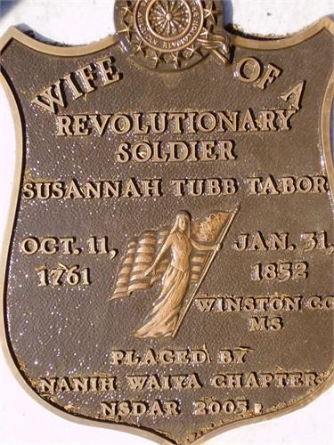 Susannah Tubb Tabor