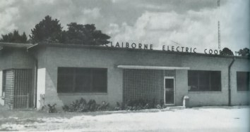 Claiborne Electric 2