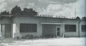 Claiborne Electric 2