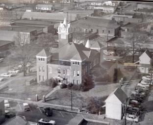 Union Parish Court House