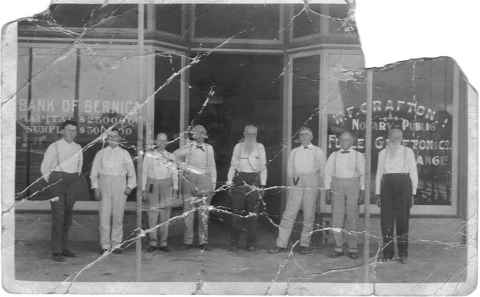 Bernice Bank before 1913