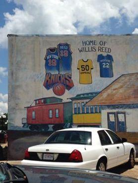 Bernice Bank Mural