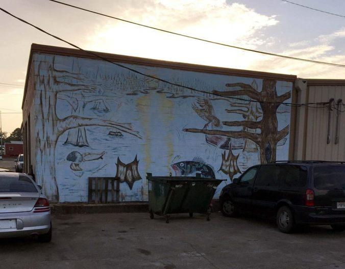 Farmerville Mural