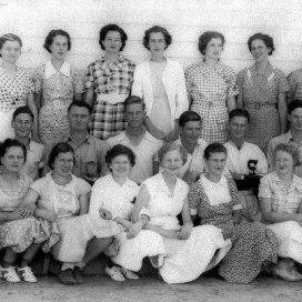 Spearsville High School Class 1935