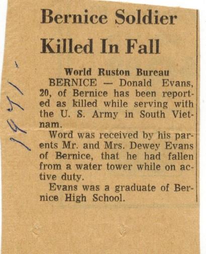 Bernice Soldier