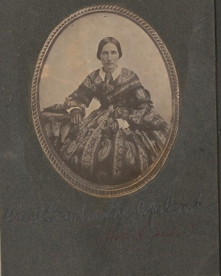 Sarah Ann Elizabeth Eady Coplen