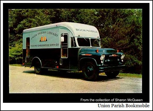 Union Parish Bookmobile