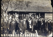 William Lafayette Rockett Marriage 1909