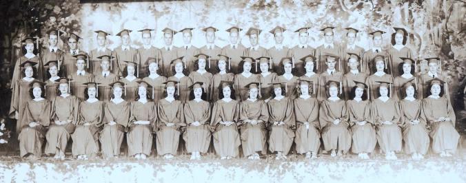 1947 Farmerville High School Graduates