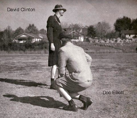 David Clinton and Doc Elliott