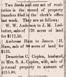 DC Coplen 24 Nov 1897