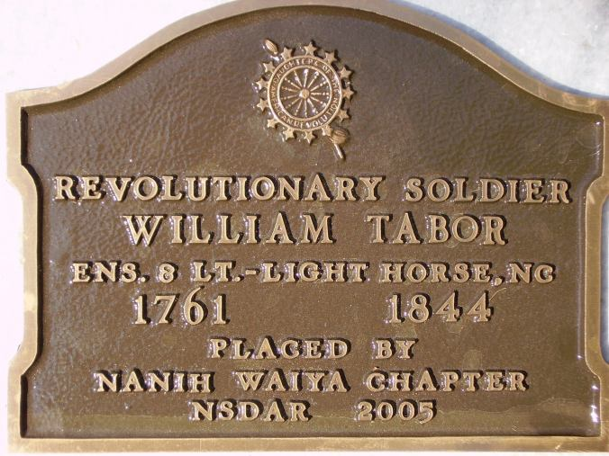 William Tabor