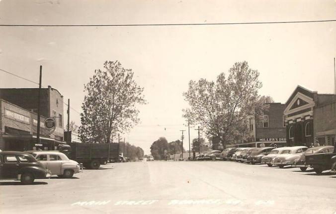 Bernice Main Street