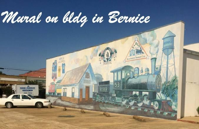Bernice Mural