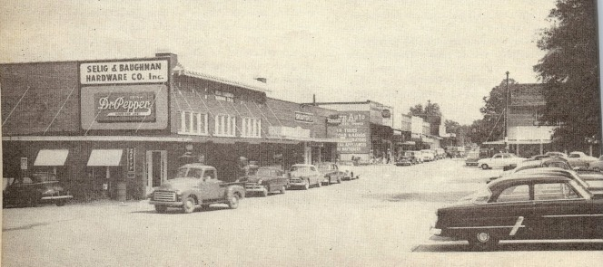 Farmerville Main Street
