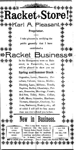 Racket Store