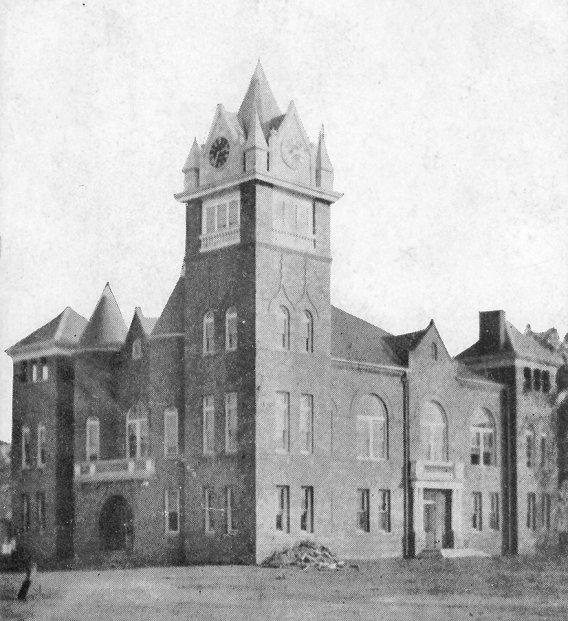 Union Parish Courthouse 21