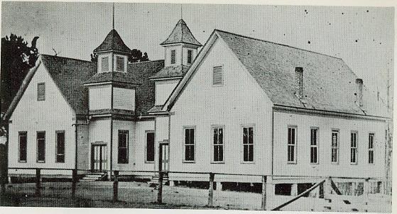 Linville School 1910