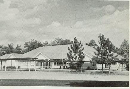 Linville School 1963