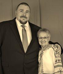 Burt and Mary Jo