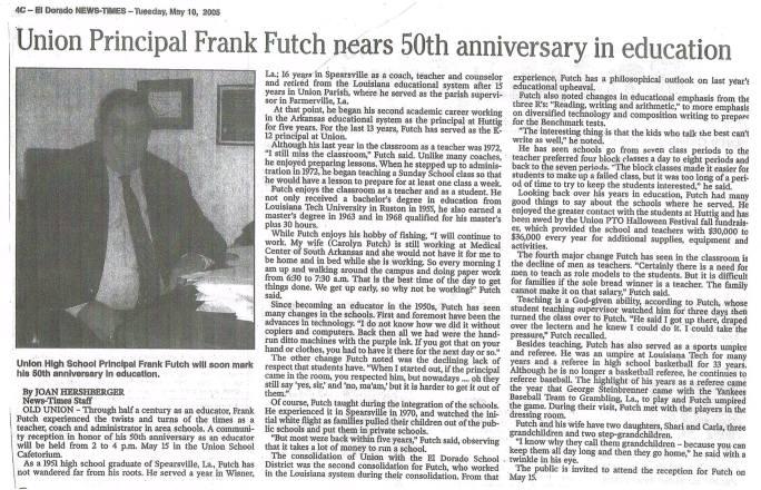Frank Futch